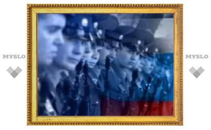 Тульским призывникам расскажут о службе в армии