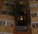 Пожар в тульской многоэтажке: полицейские спасли людей и животных
