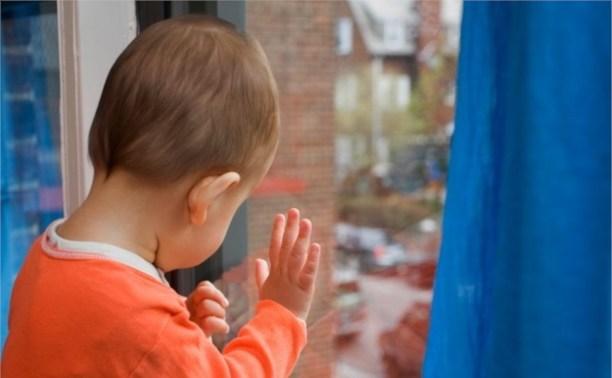 В Богородицке двое детей выпали с третьего этажа дома