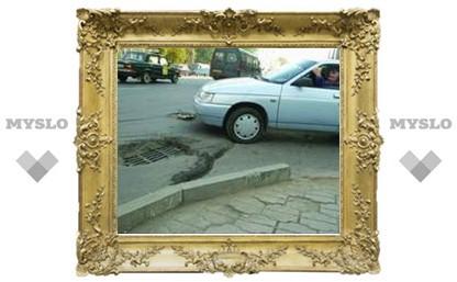 Когда закончится ремонт дорог в Туле?