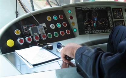 В Туле водитель трамвая дал другу «покататься»