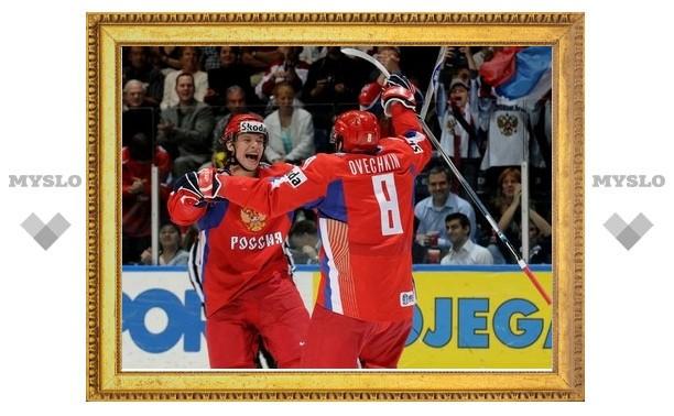 Сборная России по хоккею узнала соперника по 1/4 финала Олимпиады