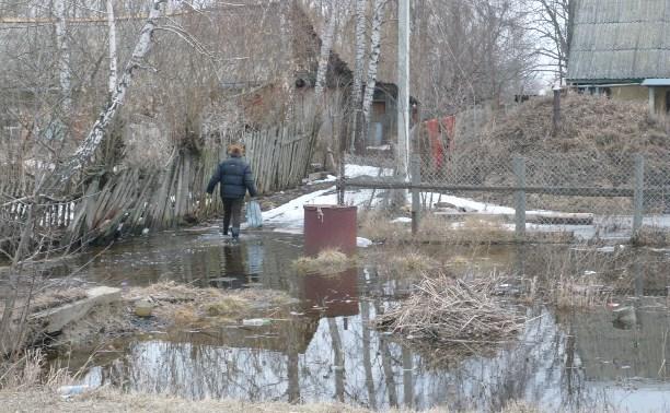 Евгений Авилов поручил городским службам готовиться к паводку