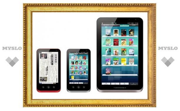 Стали известны стоимость и дата выхода планшетов Sharp