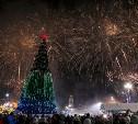В Туле ёлку и новогодние украшения уберут после Крещения