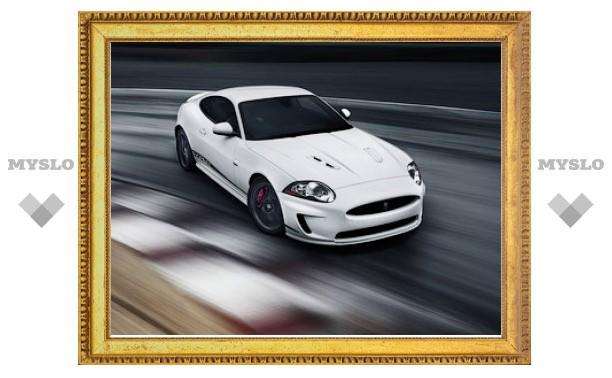 Jaguar сделает 510-сильное купе XKR на 30 километров в час быстрее