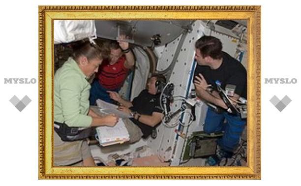 """У астронавтов нашли """"звездную болезнь"""""""