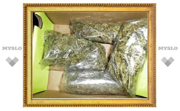 В Туле осудили мужчину, наладившего поставку украинской марихуаны