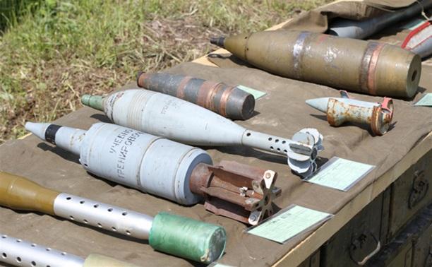 На полигоне по утилизации боеприпасов погиб солдат из Тулы