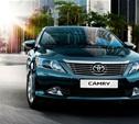 Toyota Camry выпуска 2014 года: доступная роскошь