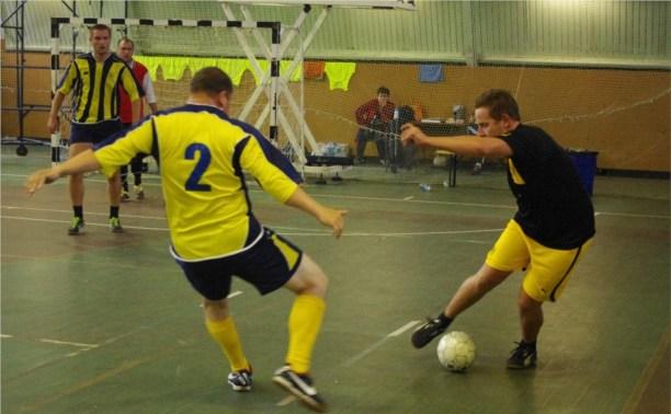 Тульская городская федерация футбола открыла новый сезон