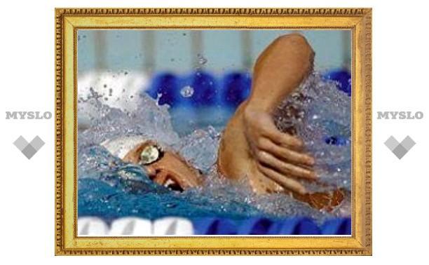 Тульские пловцы привезли «золото» с Кубка России