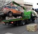 В России вступают в силу новые правила эвакуации автомобилей