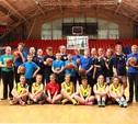 В Туле прошло необычное занятие по баскетболу для детей-аутистов