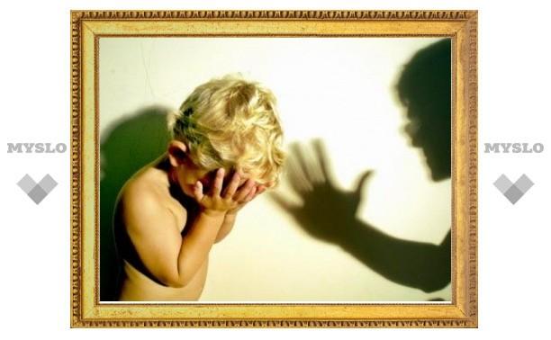 Под Тулой пьяная женщина сильно избила соседского ребенка