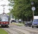 В Туле ограничено движение трамваев по улицам Епифанской и Марата