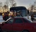 В Богородицке в ДТП с маршруткой пострадала женщина