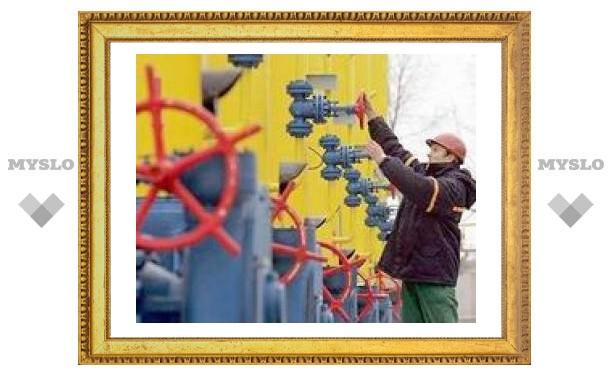 """Газпром"" намерен 3 марта сократить поставки газа Украине на 25%"