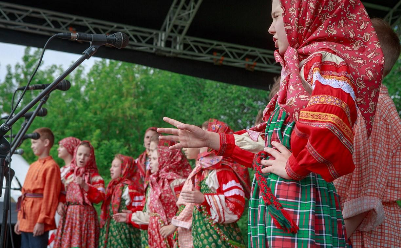 На Куликовом поле прошел фестиваль «Былина»