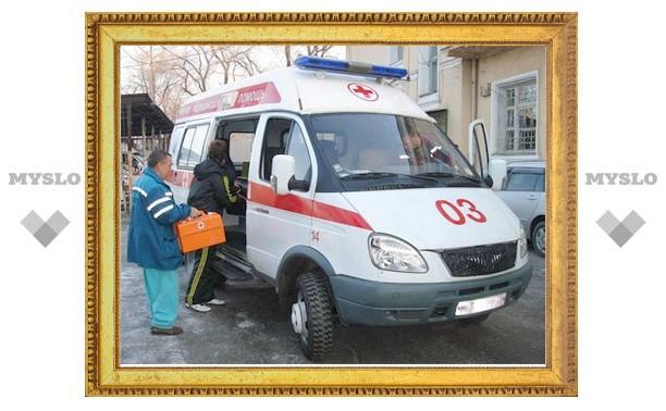 Под Тулой в реабилитационном центре погиб ребенок