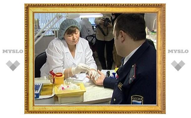 27 июля в Тульской области стартует акция «Доноры в погонах»