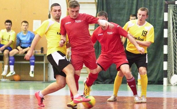 У лидера Высшей Лиги ЛЛФ по мини-футболу появился конкурент