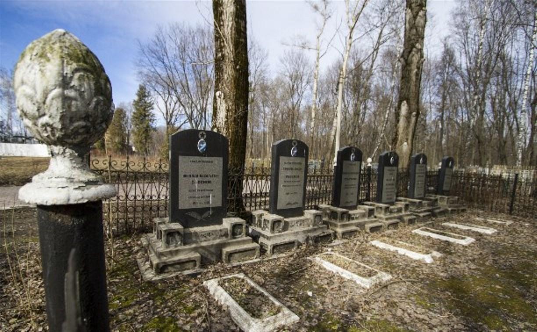К Пасхе тульские кладбища приведут в порядок