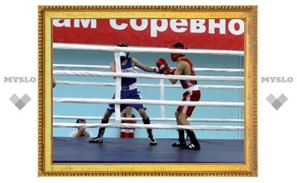В Туле стартовал боксерский турнир