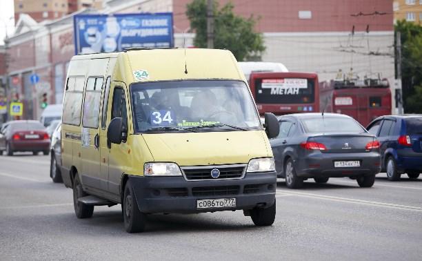 Встречи тульских властей и коммерческих перевозчиков проводятся регулярно