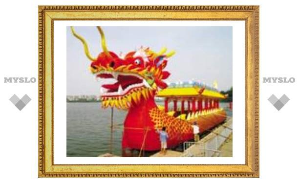 8 июня: Праздник лодок-драконов