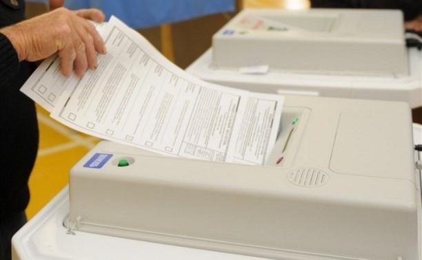 В 64 муниципальных образованиях Тульской области проходят выборы депутатов