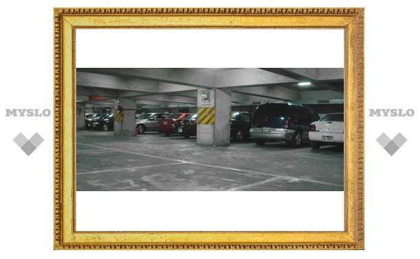 В Туле организуют новые парковки