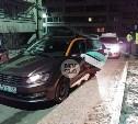 В Туле компания на автомобиле каршеринга пыталась скрыться от ДПС