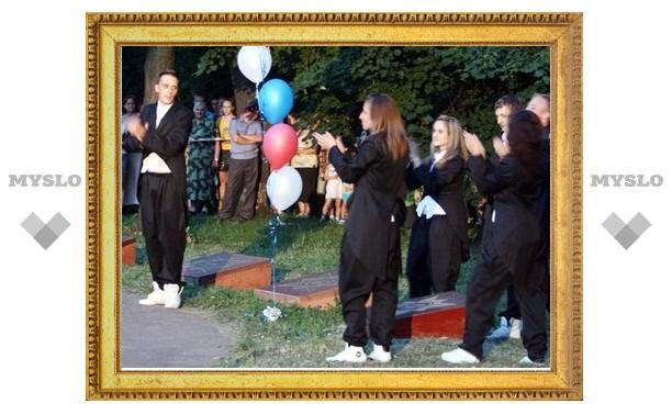 Новомосковская «аллея звезд» пополнилась новым экспонатом