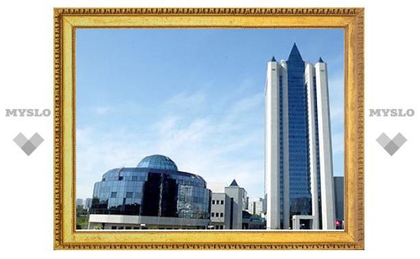 """""""Газпром"""" увеличил поставки в Турцию в полтора раза"""