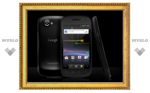 Стала известна стоимость смартфона Google Nexus S