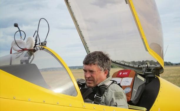 Туляк стал чемпионом России по самолётному спорту