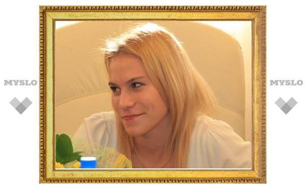 Портрет тульской гимнастки Ксении Афанасьевой отчеканят на монетах
