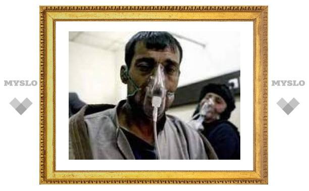 На севере Ирака обнаружен цех по производству химических бомб