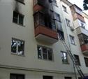 На Красноармейском проспекте загорелась квартира в пятиэтажке