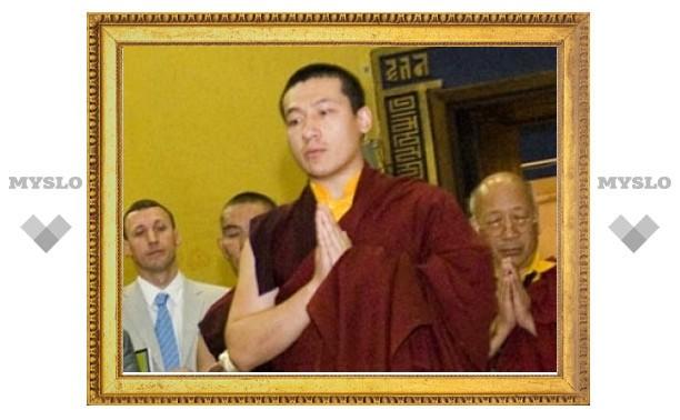 Покидая Россию, Кармапа XVII пожелал российским буддистам энтузиазма