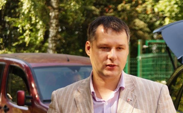 Министр образования Денис Бычков поехал проверять школы Тульской области