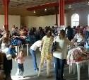 Молодых мам приглашают на весеннюю ярмарку