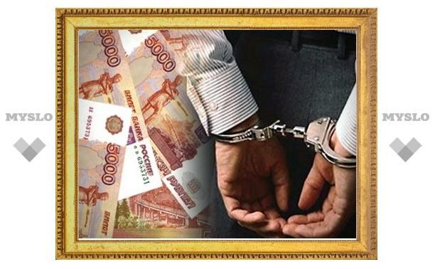 В Тульской области директора МУП «Черепетьжилкомхоз» осудили за растрату