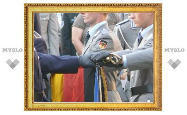 Россияне не хотят видеть немцев на параде Победы