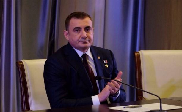 Алексей Дюмин: Все программы развития области будут продолжены