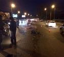 ДТП на Новомосковском шоссе: погибли два пешехода