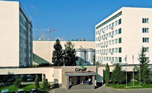 ООО «Каргилл» реализует в Тульской области новые инвестиционные проекты