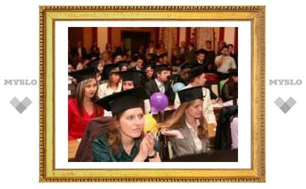 Тульские магистры получили дипломы