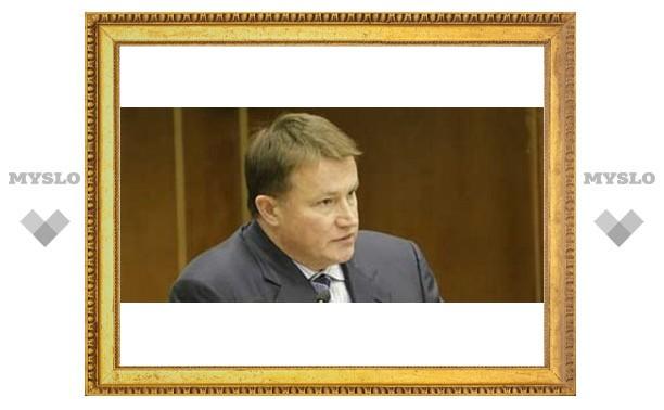 Губернатор недоволен работой Уколова